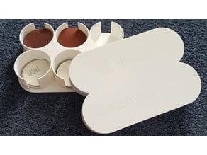2 inch Sanding Disk Storage Box