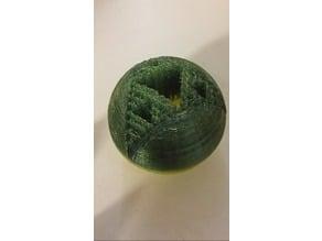 Sierpinski's Sphere