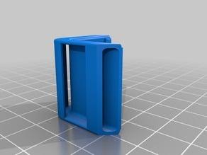 Strap corner edge protect