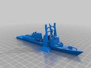 DDG 51 Flt 3 printable