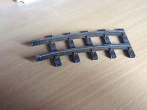 Curve for Garden Railway Track System (32mm)