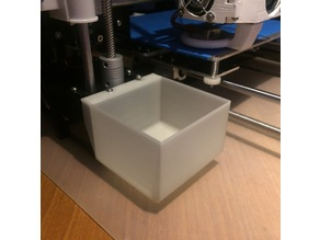 Anet A8 side BOX - trashcan/toolbox