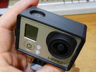 GoPro Hero3 minimal case