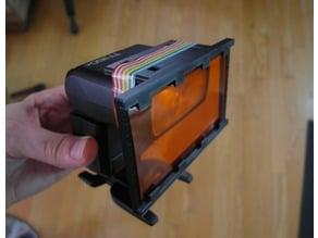 Color Gel holder for Neewer rectangular flash Color Gels