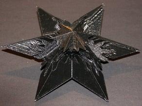 Gothic Xmas Star