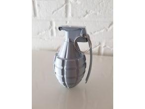 Grenade MK2 WW2
