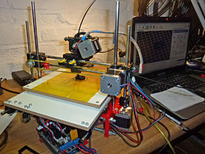 Wersybot - a derivate of The Printrbot