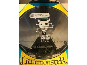 Tevo Little Monster glass block