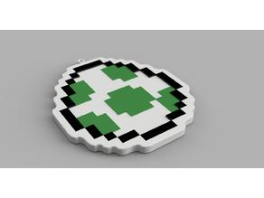 8-bit Yoshi Egg