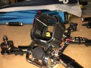 Rooster GoPro Session or Runcam 3 Mount