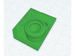 MK3s Bear Extruder Clip (sensor cover) for palette 2 (pro)