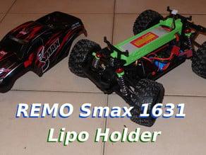 Remo Smax 1631 Lipo Holder