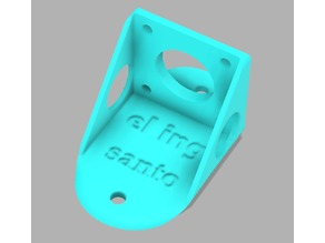 Motor Mount for 2020 extrusion