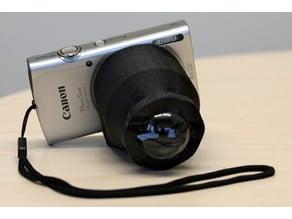 Crystal Ball Fisheye for Canon PowerShot ELPH180