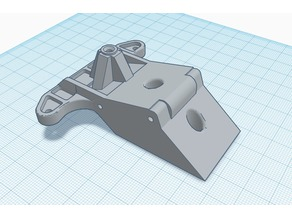 Tamiya Falcon Top Bulkhead with added supports