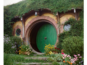 Hobbit House of Bilbo Beutlin