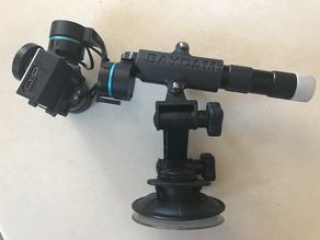 Steadycam Feiyu G3 Ultra Holder for Gopro Mounting Acc.