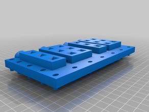 Lego Candle Mold Pattern