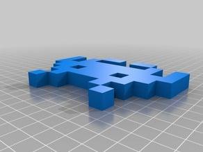 Pixel Art - OpenSCAD