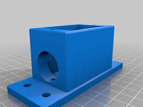 IEC320/C14 Plug Mount for 40mm vslot Extrusion
