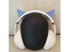 Cat Ears for Studio 3 Headphone