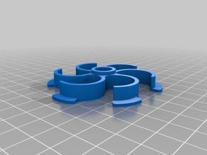 My Customized Springy Spool Hub ()