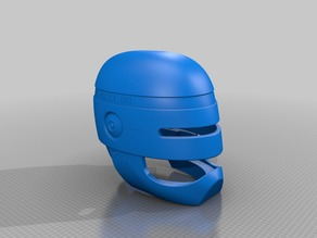 Robocop Helmet Remix