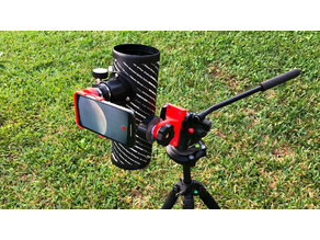 Camera Tripod and Lens Adapter for Celestron Telescope