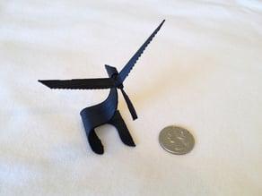 Mini Desktop Wind Turbine