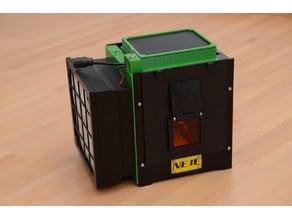 Neje laser cover with fan