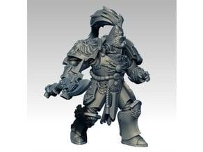 Custard guardian pose 2
