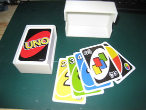 Simple card holder case UNO version