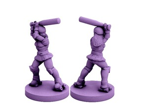 OmniDerby Girl (18mm scale)