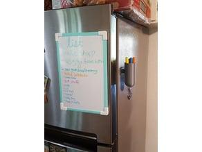 Refrigerator Magnet Pen Cup