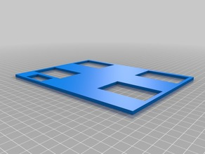 Keyguard for GoTalk NOW on A1822 iPad