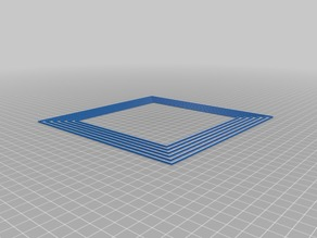 Bed Levelling Print