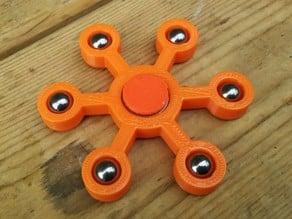 6 Spoke Fidget Spinner