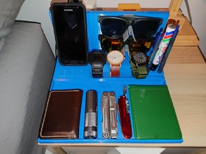 Desk Valet/EDC Tray (Every Day Carry)