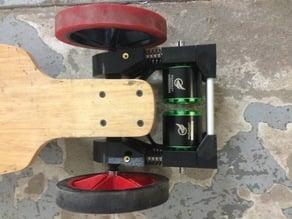 Electric Longa Longboard