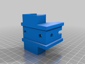 Hypercube Evolution Z Axis LM12LUU holder(reinforced)