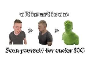 3D Model Bust | ultimartinum