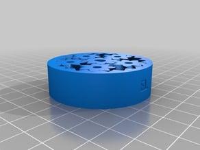 My Customized Captive Planetary Gear Set: parametric.