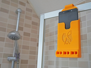 Shower Music Mate (Phoneholder)