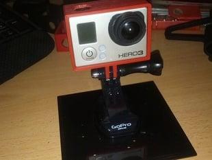 "Gopro Hero 3 ""the frame"" minimalist case"