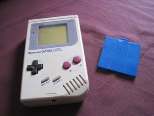 Nintendo GameBoy battery cover