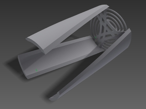 A simple pencil holder cup design.