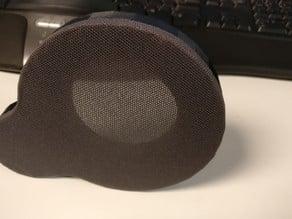 Second 3 inch speaker with 3/4 tweeter.