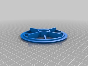 Spooladapter for JanBex Filament with 608ZZ bearing