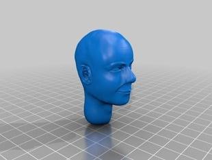 Bruce Willis' Head
