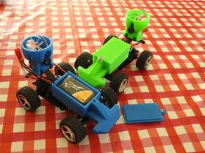 FPV Race cars